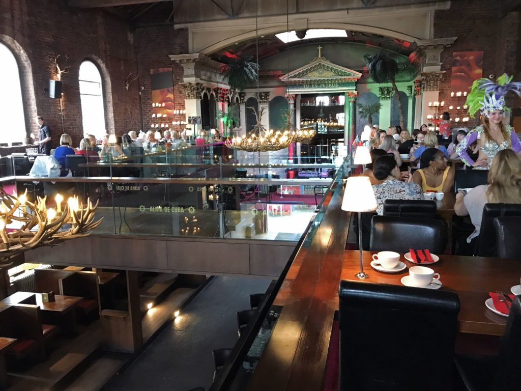 Best places in Liverpool for Girls Day Out