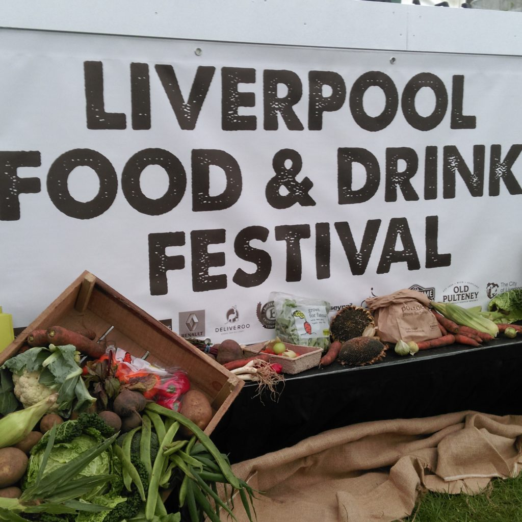 Liverpool Food and Drink Festival Nominees